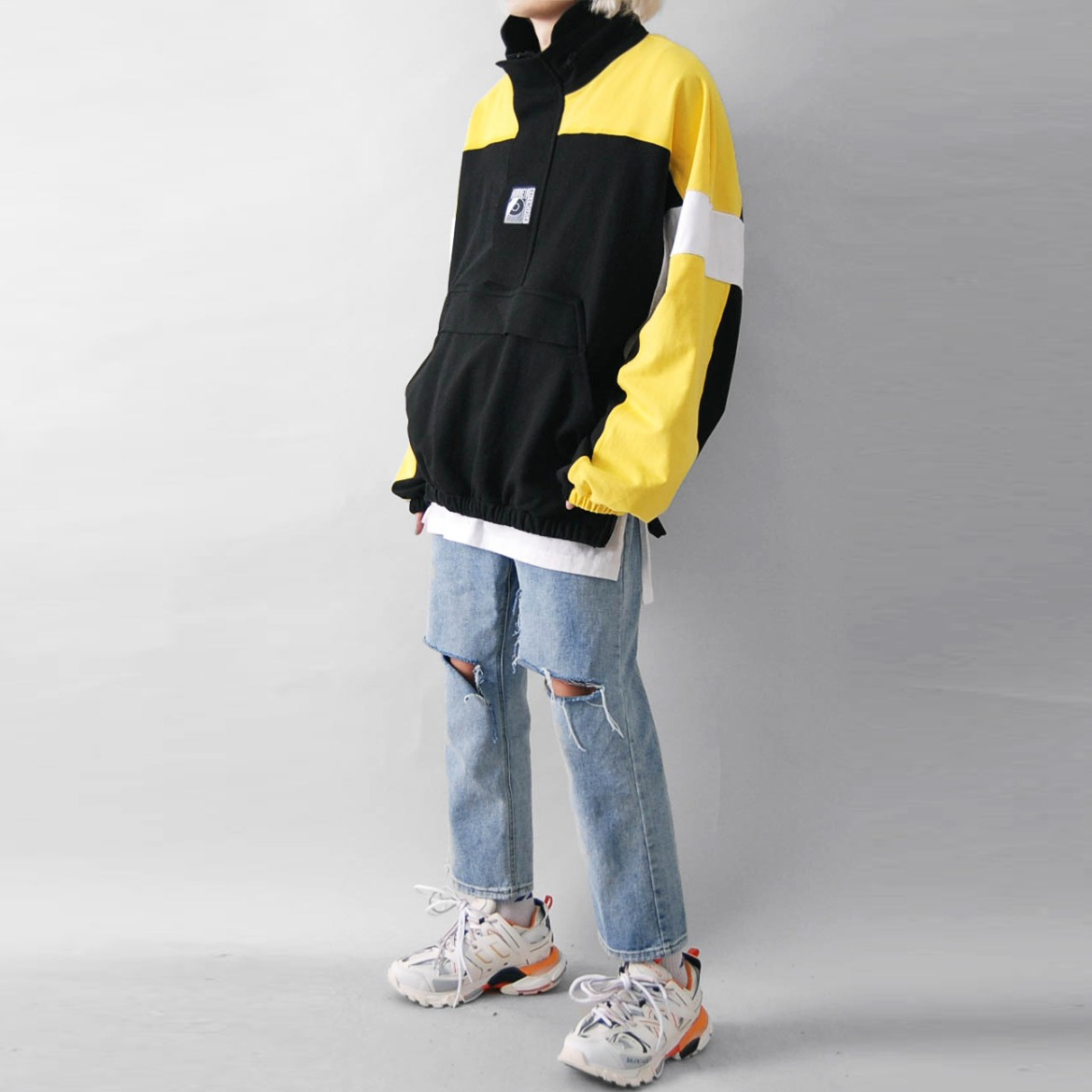 BAL 18 옴므 아노락 자켓 - BAL 18 HOMME ANORAK JACKET (3 COLOR)